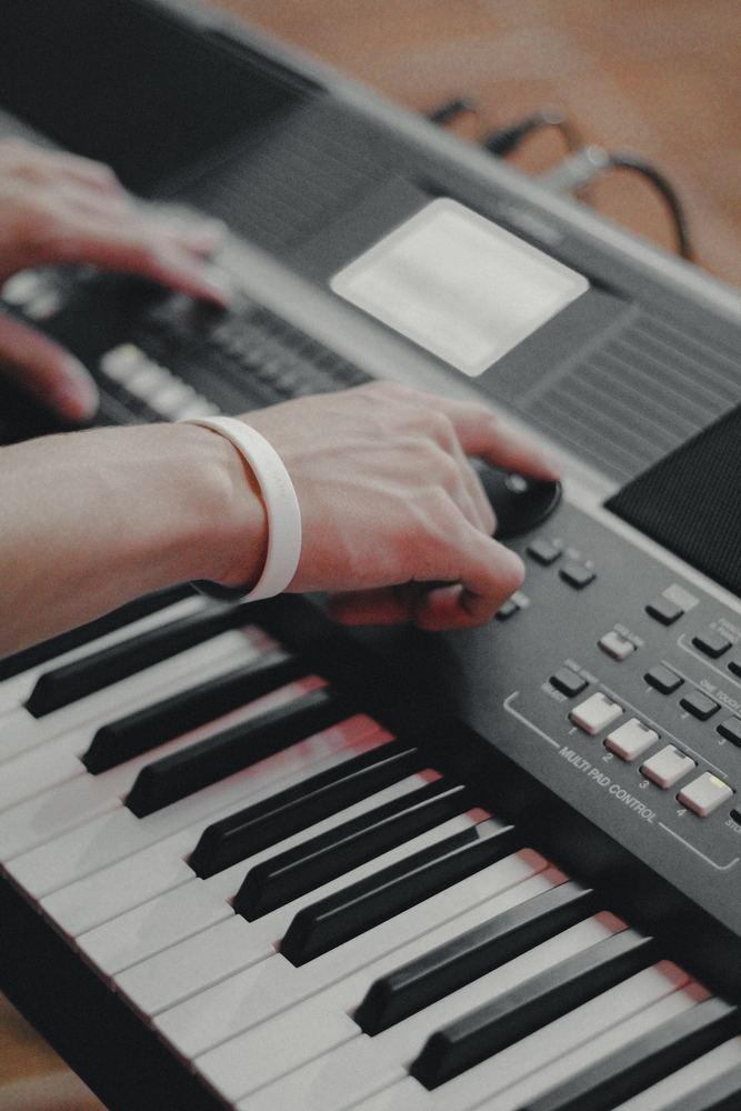 Avicii och hans okända piano talanger